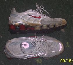 Nike Shox TL 4