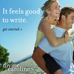 Divine Caroline Web site