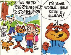 Earth Day Cartoon Photo