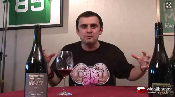 Wine Library TV's Gary Vaynerchuk