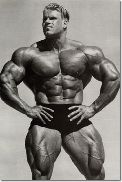 Jay Cutler, bodybuilding Pro