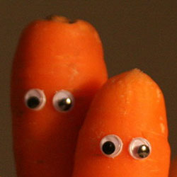 Carrot Eyes, Vitamin A