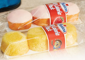 Twinkie Bites, Now Only 100 Calories