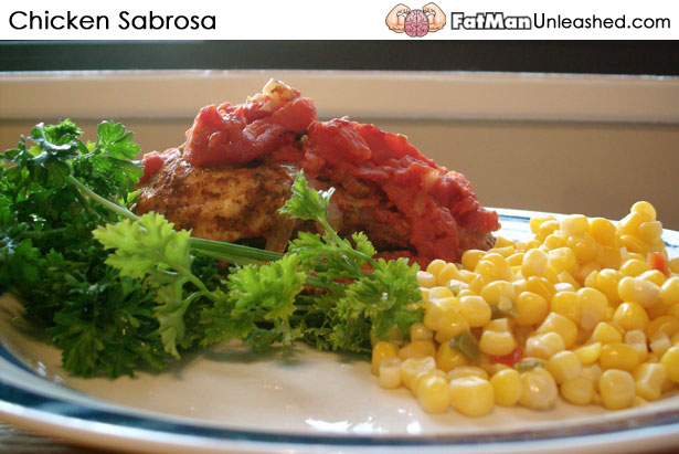 Chicken Sabrosa Recipe