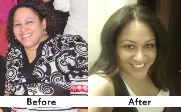 Mandy Rosado Before After photos