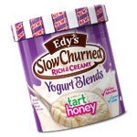 Edy's Slowchurned Tart Honey Yogurt Blends
