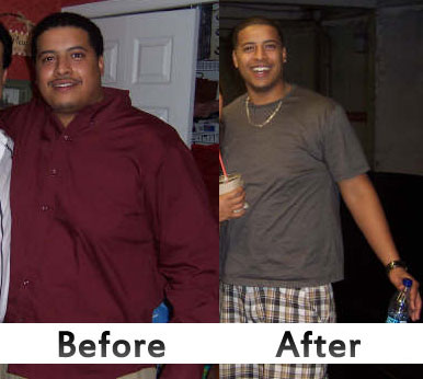 Frank Cruz Weight Loss Before and After Pics