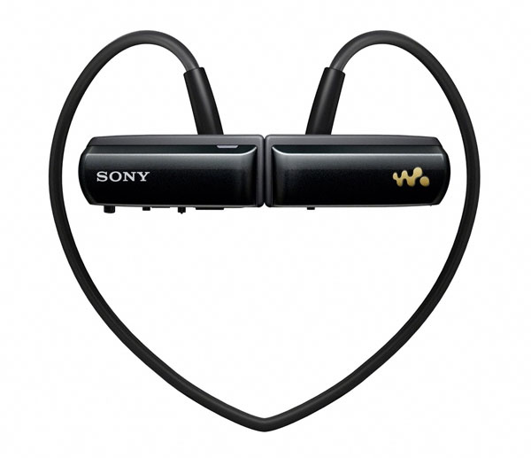 Sony W Series Walkman NWZ-W252BLK