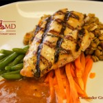 Coriander Grilled Chicken