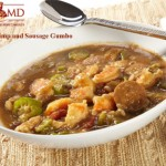 Shrimp Gumbo