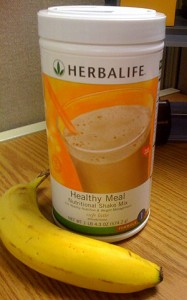 Herbalife Healthy Meal Nutritional Shake Mix 