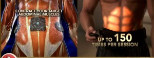 flexbelt targets abdominal