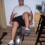 Recumbent Bike Training HIIT