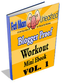 The Blogger Proof Workout, Vol. 1