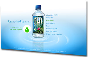Fiji Artesian Water bottled Water
